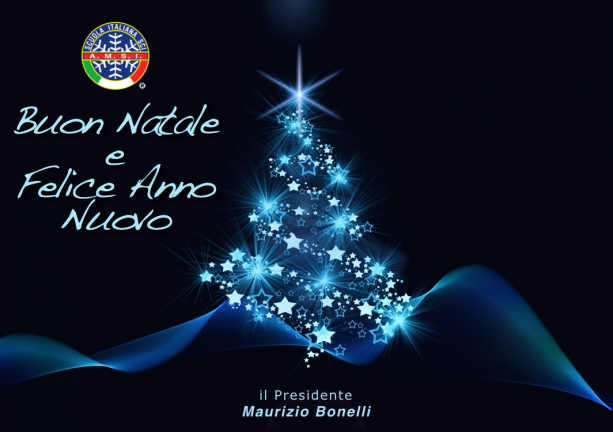 Cartoline Buon Natale E Felice Anno Nuovo.Buon Natale E Felice Anno Nuovo Da Amsi Amsi Associazione Maestri Sci Italiani